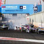 VIDEO: To nejlepší z ePrix Marrákeše