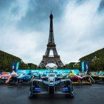 Další díl šampionátu elektrických formulí hostí Paříž