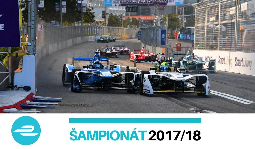 Formule E šampionát