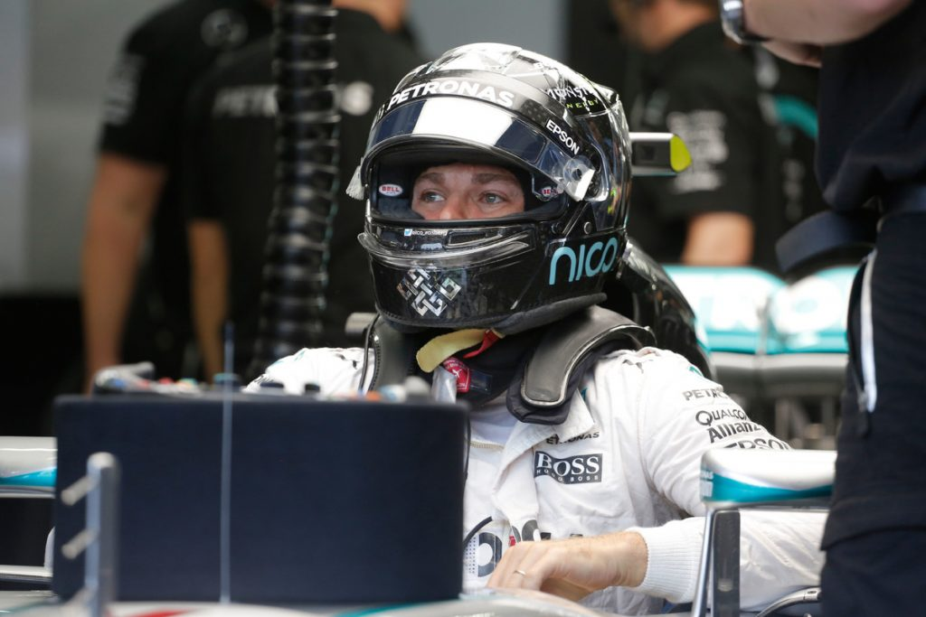 Motorsports: FIA Formula One World Championship 2016, Grand Prix of Singapore,  #6 Nico Rosberg (GER, Mercedes AMG Petronas Formula One Team),  *** Local Caption *** +++ www.hoch-zwei.net +++ copyright: HOCH ZWEI +++