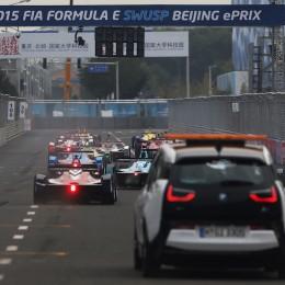 FIA Formula E Championship 2015/16. Beijing ePrix, Beijing, China.  Race Beijing, China, Asia. Saturday 24 October 2015 Photo: Sam Bloxham / LAT / FE ref: Digital Image _SBL7429